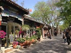 """As numerous as the hairs on a cow"""", Beijing's hutongs"""