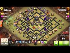 Clash Of Clans Strategy - Logowiwi - How To Pull Off The Perfect 3 Stars ...