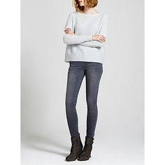 Buy Mint Velvet Zig Zag Stitch Jumper, Mint Green from our Women's Knitwear range at John Lewis & Partners. Zig Zag, Mint Green, Parka, Wool Blend, Knitwear, Jumper, Normcore, Skinny Jeans, Stitch