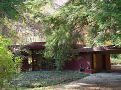 Stark County, Ohio News and Views...: Frank Lloyd Wright's Nathan Rubin House, A Hidden Jewel