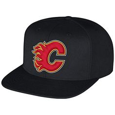 Compare prices on Calgary Flames Flat Brim Hats from top sports gear  retailers. Save money when buying flat brim caps. 15ce2e1116d7