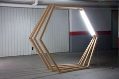 i-don't-know-how-to | New Approach Lamp: redefining spaces | #idontknowhowto  http://www.i-dont-know-how-to.com/