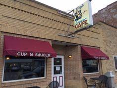 Cup N' Saucer Cafe - Sherburn