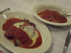 Maggiano's Restaurant : Chicken Parmesan
