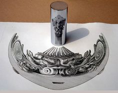 This Artist Will Make Your Jaw Drop With Incredible Mirror Art