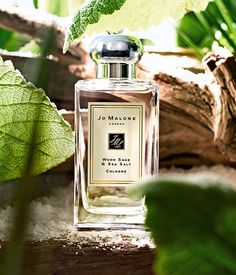 New Jo Malone scent - Wood Sage and Sea Salt, love the sound of it, pretty sure I'll love the smell of it too
