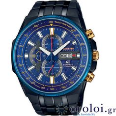 c96941c4a03 CASIO EFR Infiniti Red Bull Racing Chrono now from uhrcenter Watch Shop.