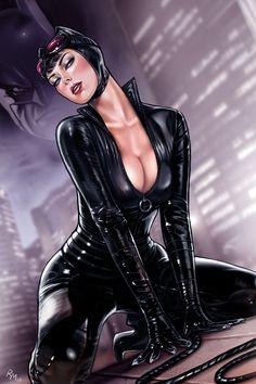 Catwoman t089s by RaffaeleMarinetti.deviantart.com on @deviantART