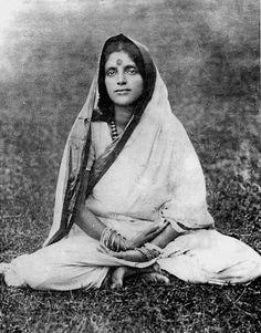 sri anandamayi ma | Tumblr Saints Of India, Indian Saints, Advaita Vedanta, Divine Mother, Divine Grace, A Course In Miracles, Sacred Feminine, Spiritual Teachers, Spiritual Inspiration