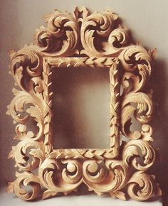 replika barokního rámu