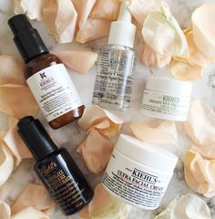 Kiehls Skincare - five iconic products #ChangeYourSkin #HighFiveToGreatSkin