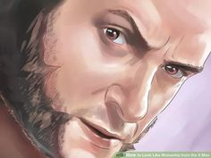 Image titled Look Like Wolverine from the X Men Step 3