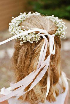 30 Baby's Breath Wedding Ideas For Rustic Weddings ❤ See more: http://www.weddingforward.com/babys-breath-wedding-ideas/ #weddings #hairstyles