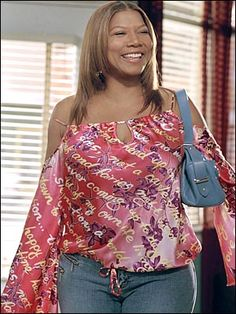 Queen Latifah  (Inspiration for all curvy women!!!)