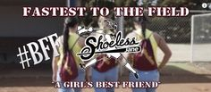 Shoeless Jane Fastpitch Softball Gloves are for female athletes of all ages. Infielders, outfielders, first basewomen, and catcher's can all experience the s. Girls Best Friend, Best Friends, Fastpitch Softball Gloves, The Outfield, Female Athletes, Fields, Free Shipping, Watch, Check