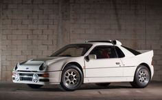 A must have in my garage 1 of 20 Ford RS200 Evolution.