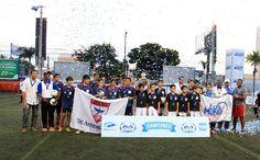 Lux Mundi y Ashton School, campeones del IV Torneo Fútbol 7