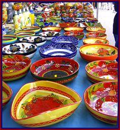 Spanish ceramics