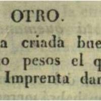 Esclavos · Archivo de Publicidad Colombiana 1800-1950