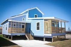 make it right homes - 9th ward, new orleans rebuild..  vignette design