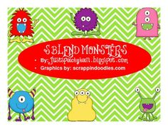 Download our s-blend monster cards! Over 19 slides of blend cards and a BONUS GAME BOARD at the end for extra practice AND it goes along with the s-blend cards. Use them in therapy or send them home for carryover of skills.  They also include medial and final s-blends for sp, st, and sk!