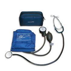 Mua Bộ 1 máy đo huyết áp bắp tay và 1 tai nghe Microlife AG1-20 chính hãng, giá tốt tại Lazada.vn, giao hàng tận nơi, với nhiều chương trình khuyến...