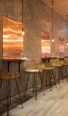 WAN INTERIORS:: Bandol by Kinnersley Kent Design in London