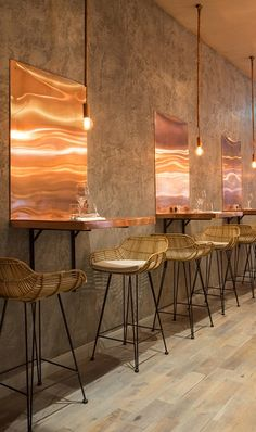 WAN INTERIORS:: Bandol by Kinnersley Kent Design in London
