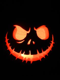 Halloween Love: Nightmare Before Christmas Jack The Pumpkin King