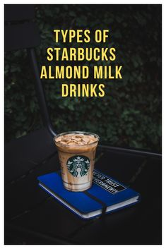 The good news is that Starbucks now offers a myriad of options of beverages that you can have with almond milk. Every fitness enthusiast and vegan is aware of the health benefits of this nut milk. Besides the fact that almond milk is plant-based and, it tastes incredibly good which can enhance the overall taste of your drinks too. It adds a nutty undertone as well as creamy texture to your Starbucks drinks. #coffee #almondmilk Coffee Cream, Coffee Type, Black Coffee, Types Of Coffee Beans, Different Types Of Coffee, Coffee Accessories, Coffee Spoon, Coffee Drinkers, Starbucks Drinks