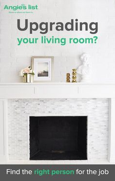 A fireplace mantel is the focal point of any room. Make sure yours is styled for each season. Check out these mantel décor ideas on AngiesList.com.