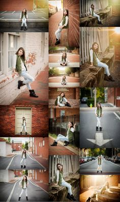 Shenandoah Valley Tween Photography. Old Town Winchester VA Tween Girl Photographer. Tween Girl Poses. www.kensiem.com | Northern Virginia Photographer