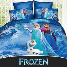 Frozen Bedding Sets Elsa Anna