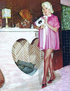 Jayne Mansfield in The Pink Palace