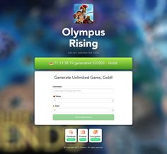 [HACK] Olympus Rising Free Gems and Gold 2019 No Survey No Password   Olympus Rising Hack and Cheats Olympus Rising Hack 2019 Updated Olympus Rising Hack Olympus Rising Hack Tool Olympus Rising Hack APK Olympus Rising Hack MOD APK Olympus Rising Hack Free Gems Olympus Rising Hack Free Gold Olympus Rising Hack No Survey Olympus Rising Hack No Human Verification Olympus Rising Hack Android Olympus Rising Hack iOS Olympus Rising Hack Generator Olympus Rising Hack No Verification App Hack, Game Resources, Android Hacks, Test Card, Free Gems, Hack Online, Hack Tool, Olympus, Cheating
