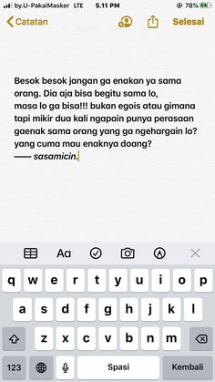 Text Quotes, Jokes Quotes, Mood Quotes, Life Quotes, Reminder Quotes, Self Reminder, Quotes Lucu, Wattpad Quotes, Motivational Quotes