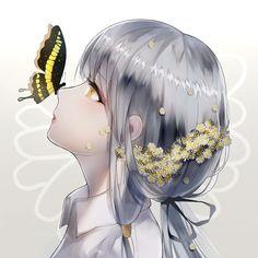 Read Anime phong cảnh + Anime girl from the story ♥ Anime + My Art ♥ by with 734 reads. Chica Anime Manga, Art Anime, Anime Art Girl, Anime Chibi, Manga Girl, Anime Girls, Pretty Anime Girl, Beautiful Anime Girl, Kawaii Anime Girl