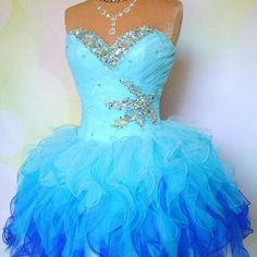 Short Blue Homecoming Dress 2016, Ruffles Ball Gown Short Party Dress, Sexy Sweetheart Cocktail Dresses, Sparkly Beaded Homecoming Dress, Plus Size Prom Party Dress 2016, Ruffles Tiered Gala Club Gowns, Summer 2016 Blue Short Graduation Dress, Short Ball Gown Junior Party Dress , Cheap Homecoming Dress With Beaded Rhinestones 2016