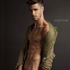 My recent shoot with the LA model Kyle Kleiboeker....