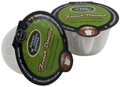 Green Mountain French Vanilla Coffee for VUE Brewers (2 Box of 16 VUE Packs) ** See this awesome image  : K Cups