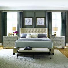 Bernhardt Maxime Upholstered Bed At Belfort Furniture