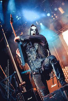 Adam Nergal Darski / Behemoth's guitar player and vocalist by Natalia Kempin on 500px