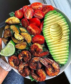 Easy Blackened Shrimp Easy Blackened Shrimp - Choosing Balance - Recipes Food Recipes For Dinner, Food Recipes Homemade Salad Recipes Healthy Lunch, Salad Recipes For Dinner, Chicken Salad Recipes, Healthy Cookie Recipes, Diet Recipes, Dinner Healthy, Shrimp Recipes, Easy Recipes, Breakfast Recipes