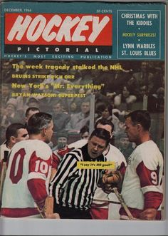 1966 HOCKEY PICTORIAL MAGAZINE GORDIE HOWE ON THE COVER DETROIT Hockey Cards, Baseball Cards, Sports Illustrated, Nhl, Detroit, Blues, Magazine, Cover, Vintage