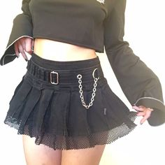 Edgy Outfits, Grunge Outfits, Pretty Outfits, Cool Outfits, Fashion Outfits, Alternative Outfits, Alternative Fashion, Estilo Indie, Agent Provocateur