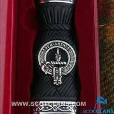 MacIntyre Clan Crest