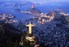 World Beauty / Travel Blog: Christ the Redeemer Brazil