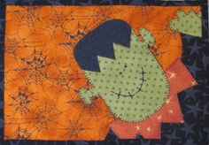 Frankie Mug Mat PDF Pattern by quiltdoodledesigns on Etsy, $3.00