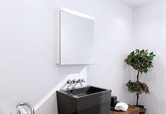 Duplex New Kosmetik Box, Aluminium, Bathtub, Bathroom, Home Decor, Bathroom Mirror Cabinet, Bathing, Basement, Bedroom Ideas