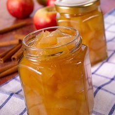 Omenapala-kanelihillo - Reseptejä